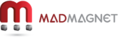 A great web designer: Mad Magnet, Los Angeles, CA logo