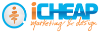 A great web designer: iCHEAP, Chicago, IL logo
