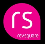 A great web designer: RevSquare, New York, NY logo