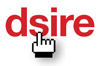 A great web designer: dsire inc., Albuquerque, NM logo