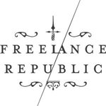 A great web designer: Freelance Republic, Los Angeles, CA logo