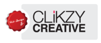 A great web designer: Clikzy Creative, Washington DC, DC logo