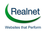 A great web designer: Realnet Ltd, Cambridgeshire, United Kingdom logo