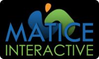 A great web designer: Matice Interactive, Salisbury, MD logo