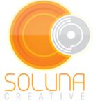 A great web designer: Soluna Creative, Des Moines, IA logo