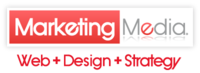 A great web designer: Marketing Media, Montreal, Canada logo