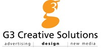 A great web designer: G3 Creative Solutions, London, United Kingdom logo