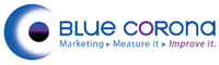 A great web designer: Blue Corona, Washington DC, DC logo