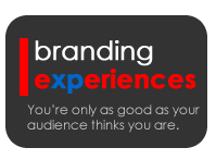 A great web designer: Branding Experiences, Washington DC, DC logo