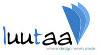 A great web designer: Luutaa Technologies, Duluth, GA logo