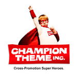 A great web designer: Champion Theme Inc., Orange County, CA logo