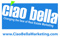 A great web designer: Ciao Bella Marketing, Miami, FL logo