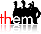 A great web designer: www.THEM.pro, Beijing, China logo