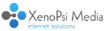 A great web designer: XenoPsi Media Internet Solutions, New York, NY logo