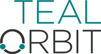 A great web designer: Teal Orbit, New York, NY logo