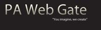 A great web designer: PA Web Gate, Nicosia, Cyprus logo