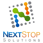 A great web designer: NextStop Solutions, Washington DC, DC logo