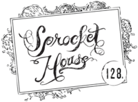A great web designer: Sprocket House, Chapel Hill, NC logo
