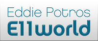 A great web designer: Eddie Potros - E11World, Vancouver, Canada