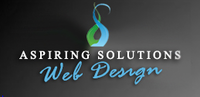 A great web designer: + Aspiring Web Design + , Chicago, IL logo
