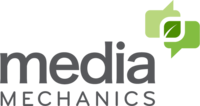 A great web designer: Media Mechanics, Halifax, Canada logo