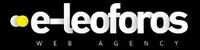 A great web designer: e-leoforos, Thessaloniki, Greece logo