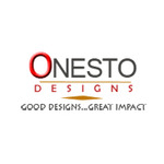 A great web designer: Onesto Web Design, Washington DC, DC logo