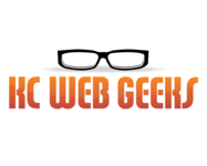 A great web designer: KC Web Geeks, Kansas City, KS logo