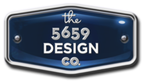 A great web designer: The 5659 Design Co., Chicago, IL logo