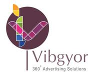 A great web designer: I Vibgyor - 360 degree Advertising Solutions, New Delhi, India logo