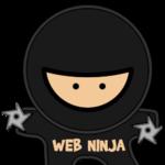 A great web designer: Web Ninja, Cebu, Philippines logo