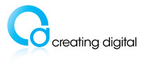 A great web designer: Creating Digital, New York, NY logo