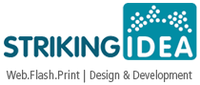 A great web designer: Stiking Idea, Inc., San Diego, CA logo