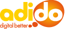 A great web designer: Adido, Bournemouth, United Kingdom logo