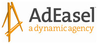 A great web designer: AdEasel, Chicago, IL logo