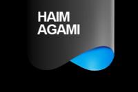 A great web designer: Haim Agami, Tel Aviv, Israel logo