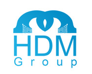 A great web designer: The HDM Group, Atlanta, GA logo