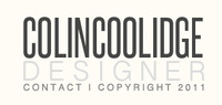 A great web designer: www.colincoolidge.com, Dallas, TX logo