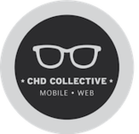 A great web designer: CHD Collective, New York, NY logo