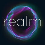 A great web designer: Realm Web Design, Los Angeles, CA logo