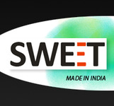 A great web designer: SWEET Interactive, Hyderabad, India logo
