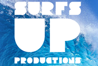 A great web designer: Surfs Up Productions, Bradenton, FL logo