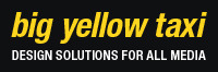 A great web designer: Big Yellow Taxi, Inc., New York, NY logo