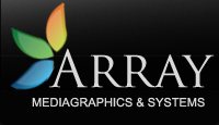 A great web designer: Array MediaGraphics, New York, NY logo