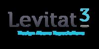 A great web designer: Levitat3, Toronto, Canada logo