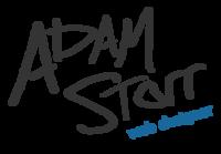 A great web designer: Adam Storr, San Diego, CA logo