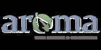 Aroma Web Design logo