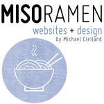 A great web designer: Miso Ramen, Oslo, Norway