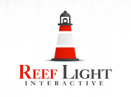 A great web designer: Reef Light Interactive, Washington DC, DC logo