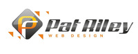 A great web designer: Pat Riley Web Design, Halifax, Canada logo